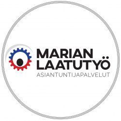 MARIAN LAATUTYÖ